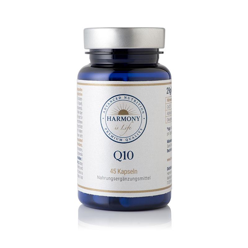 Coenzyme Q10 Harmony is Life