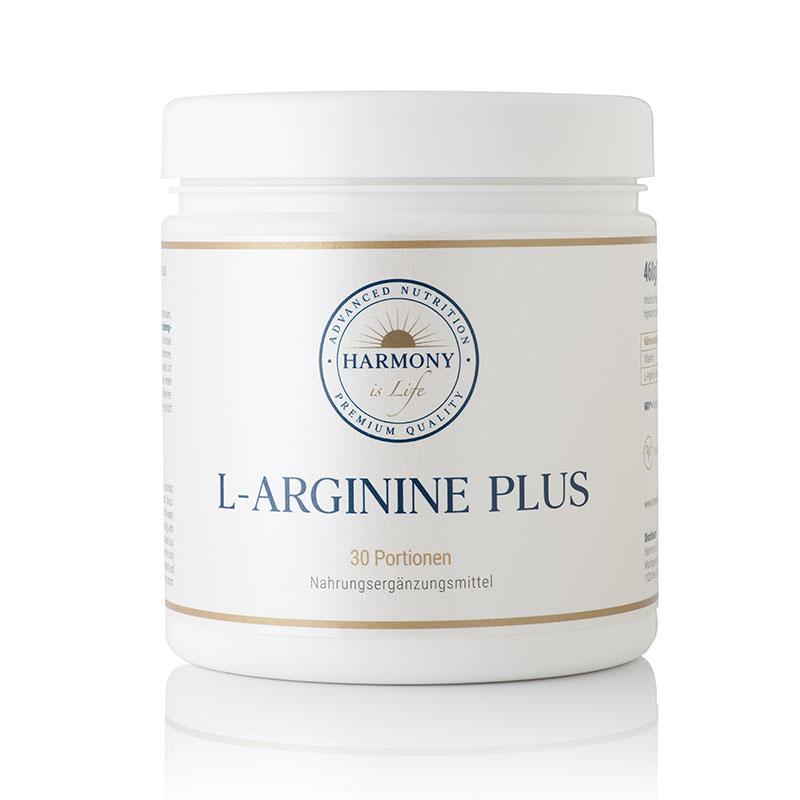 L-Arginine Plus Harmony is Life