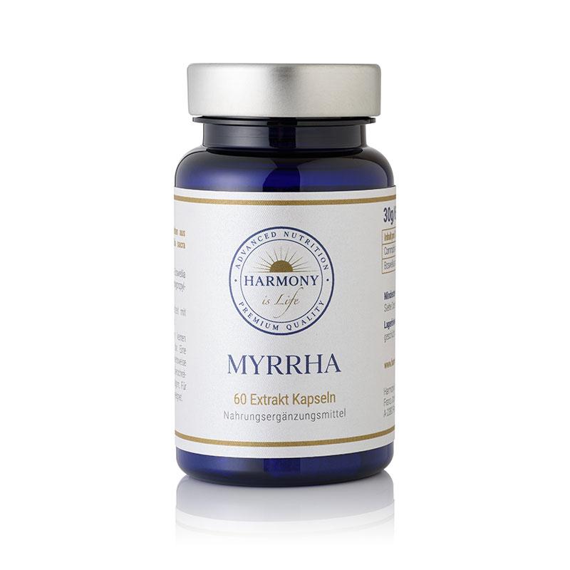 Myrrha Harmony is Life